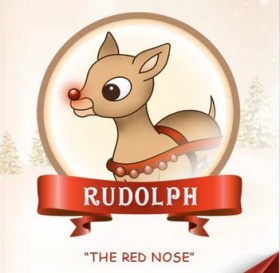 "Rudolph ""The Red Nose"""